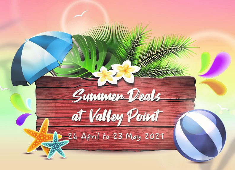 Earn As You Spend at Valley Point