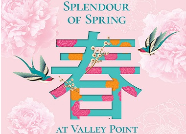 Celebrate Bountiful Gifts at Valley Point