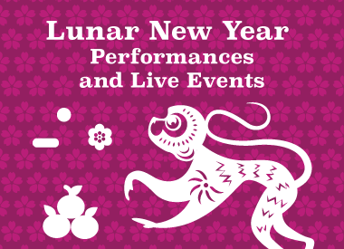 Lunar New Year Performances & Live Events