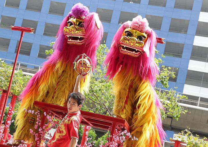 3efd00e71 Northern Lion Dance