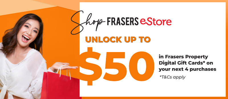 Unlock Rewards When You Shop Every Day on Frasers eStore